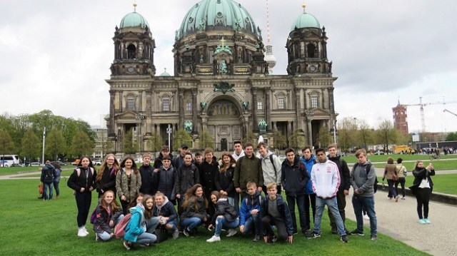 History trip to Germany 2017