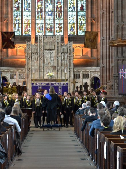 Founder's Day Service