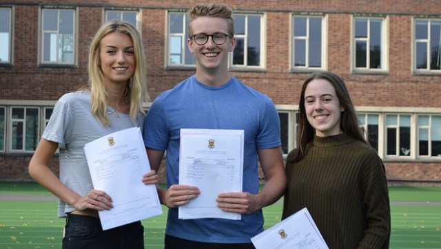 A-level results: congratulations to the class of 2016