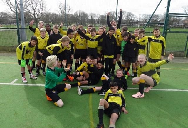 Junior School Football Tour