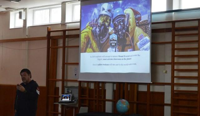 Mark Wood Presentation