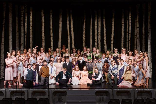A Midsummer Night's Dream Cast