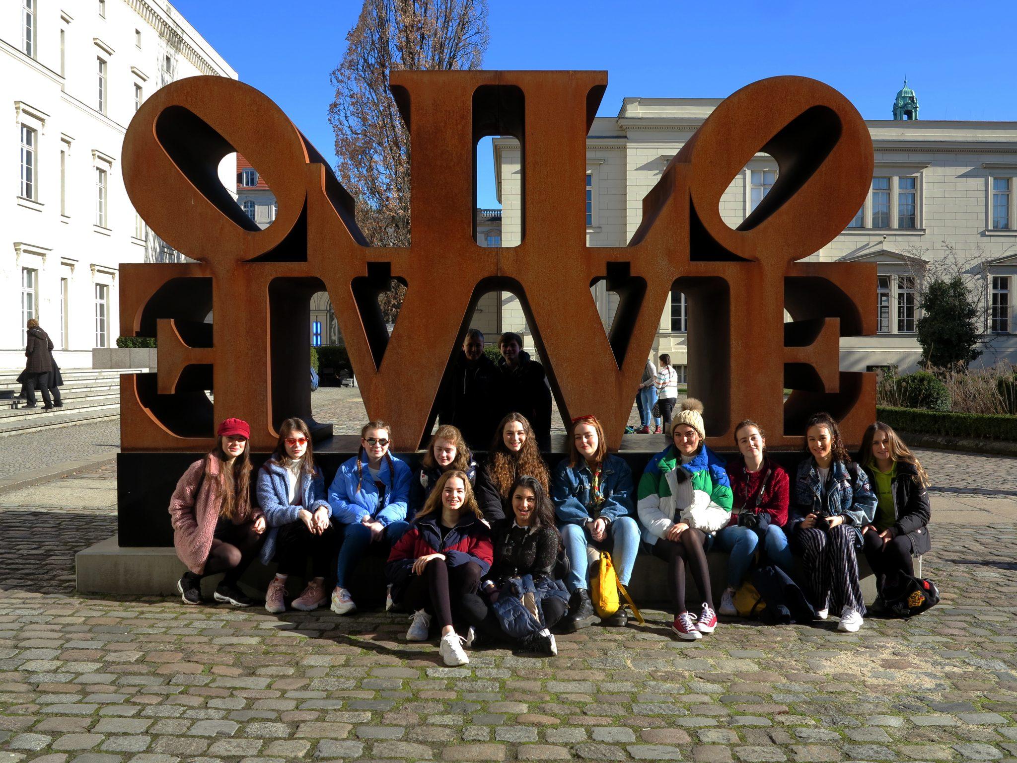Berlin Art Trip