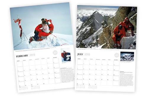 Boardman Tasker calendar