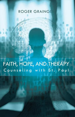 Faith, Hope and Therapy book cover