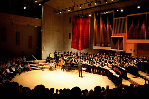 Spring concert at the Royal Northern College of Music