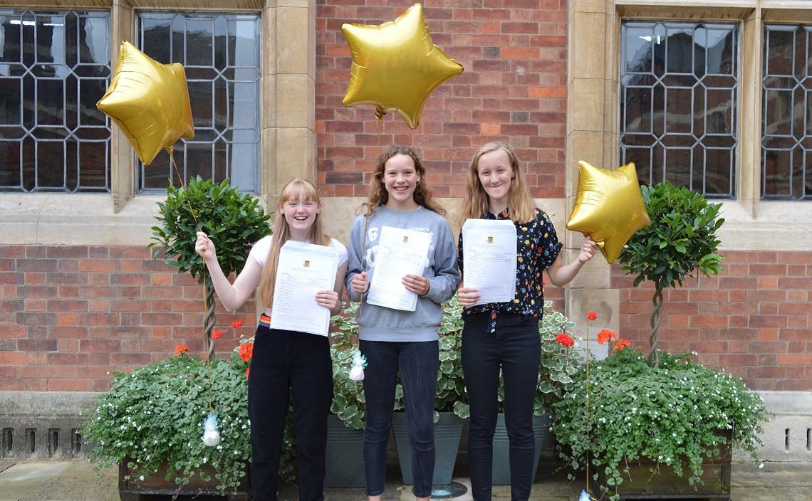 Celebrating exceptional GCSE success with 21% at Grade 9