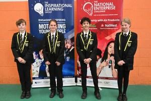 National Enterprise Challenge winners 2021