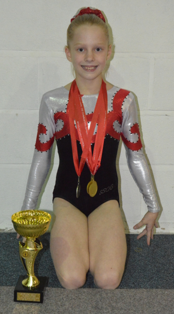 Charlotte Wells - Level 4 Champion