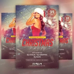 christmas-party-free-flyer-psd