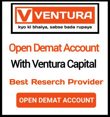 Open Demat Account With Ventura Capital