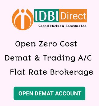 Demat Account Opening With IDBI Direct