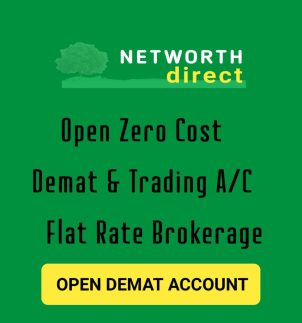 Demat Account Opening With Networth Direct