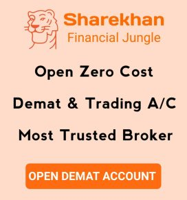 Demat Account Opening With Sharekhan