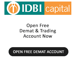 Open IDBI Capital Demat Account