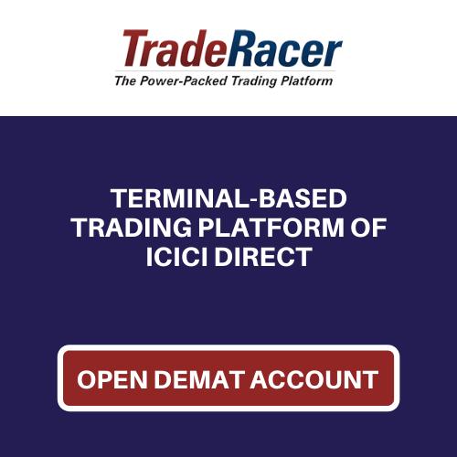 open ICICI Trade Racer Demat Account