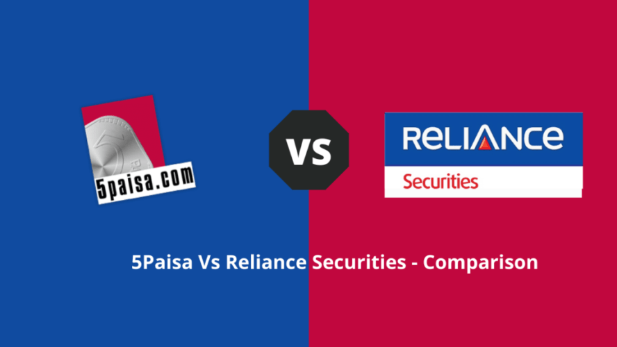 5Paisa Vs Reliance Securities