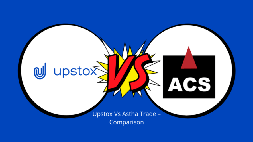 Upstox Vs Astha Trade Comparison