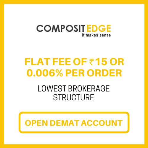 open Compositedge demat account