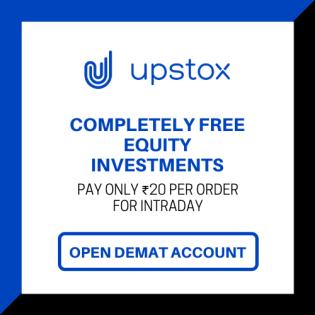 Upstox demat account
