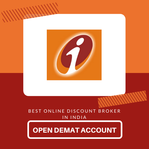 Open Demat Account with ICICI Direct