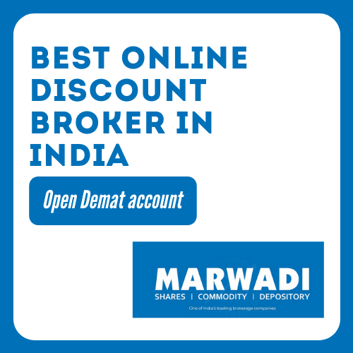 Open Marwadi Online Demat Account