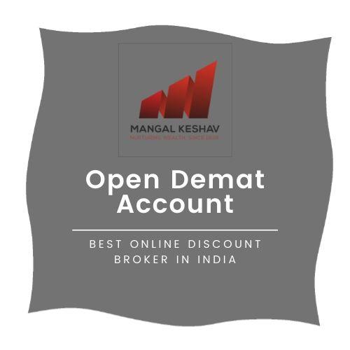 Open Mangal Keshav Demat Account