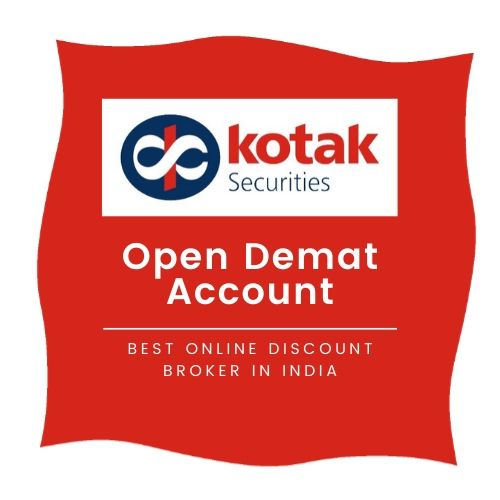 Open Kotak Securities Demat Account