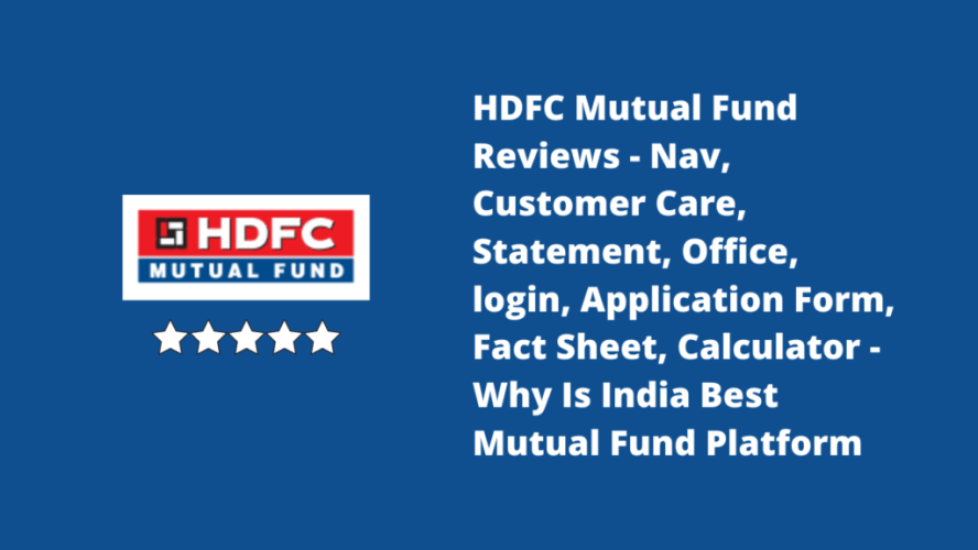 HDFC Mutual Fund Reviews