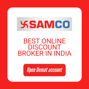Open Demat Account with Samco Demat Account