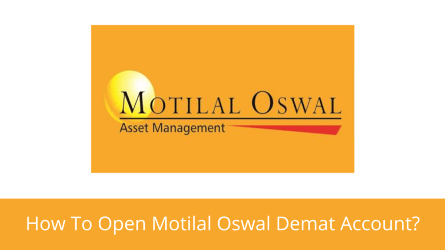 Open Motilal Oswal Demat Account Detail