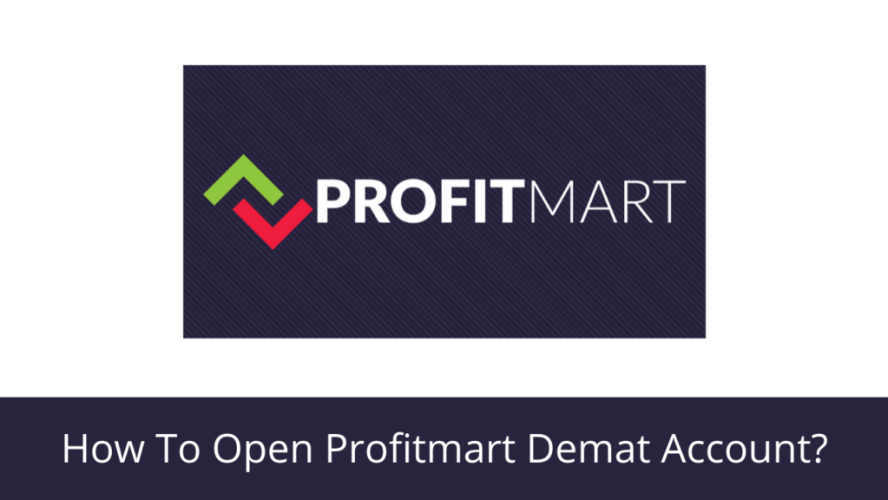 Open Profitmart Demat Account Detail