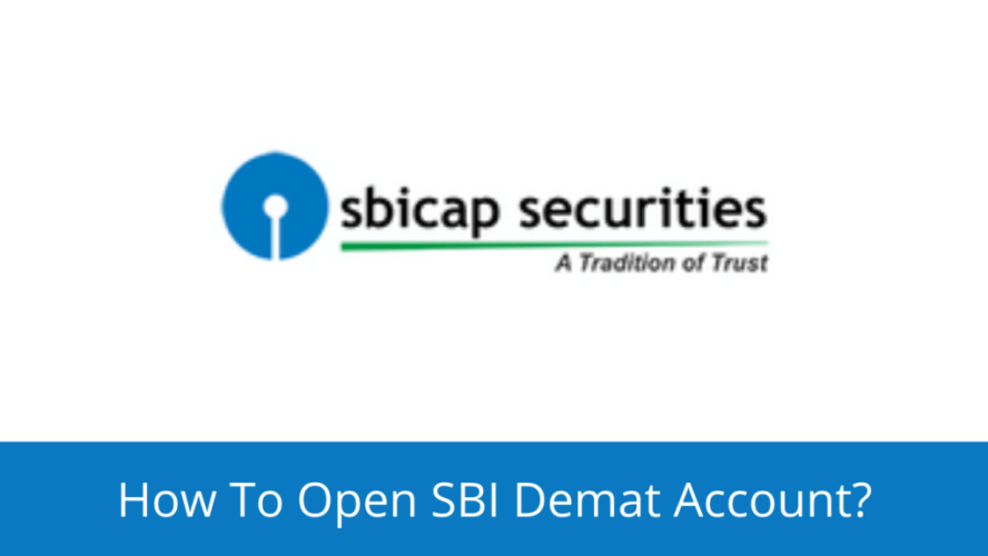Open SBI Demat Account