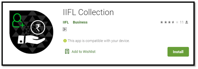 IIFL Collection App