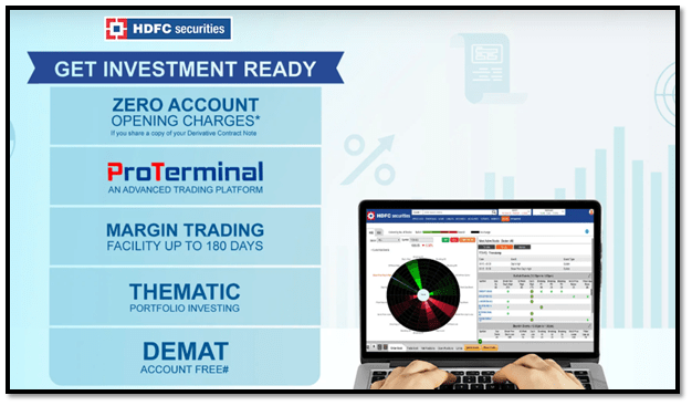 HDFC Securities Get Investment Ready