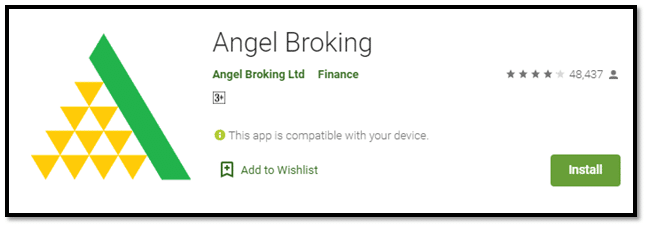 Angel Broking App