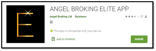 Angel Broking Elite App