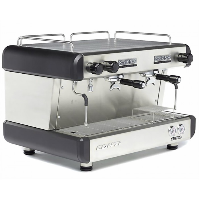 Machine A Cafe Conti Cc100 Tall Cup 2 Groupes