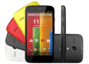 Stock Rom / Firmware Original Motorola Moto G XT1033 Android