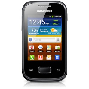 Stock Rom / Firmware Original Galaxy Pocket Plus S5301