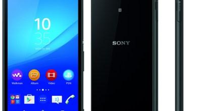 Foto de Stock Rom / Firmware Sony Xperia M4 Aqua E2306 Android 6.0.1 Marshmallow