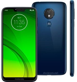 Motorola Moto G7 Power XT1955-1 OCEAN Android 10 Q RETBR – QPOS30.52-29-9