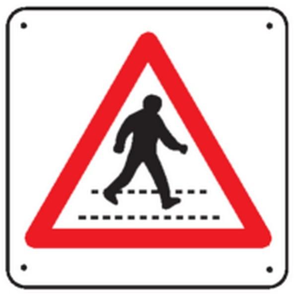Panneau Attention Passage Pitons Stocksignes