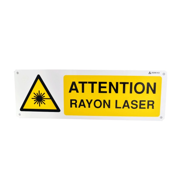 Pictogramme Attention Rayon Laser Stocksignes