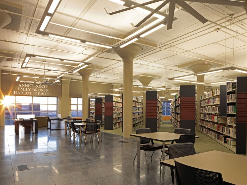 CALS Main Library Renovations