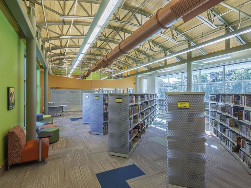 McMath Library Expansion