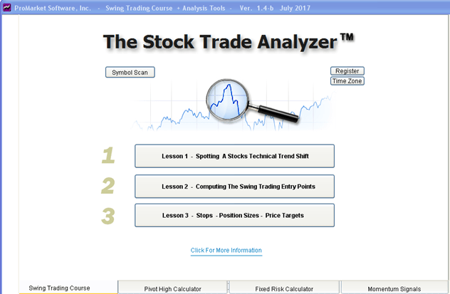 Stock Trade Analyzer