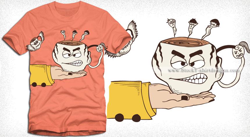 T Shirt Design Cartoon Characters : Cartoon character t shirt design ankaperla