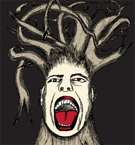 Tree Man Apparel Vector T-shirt Design