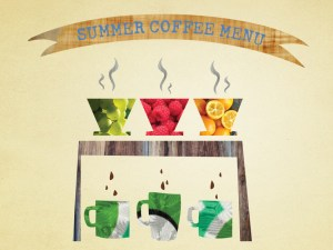 Summer Coffee Menu Stockton Graham Raleigh Coffee Roaster